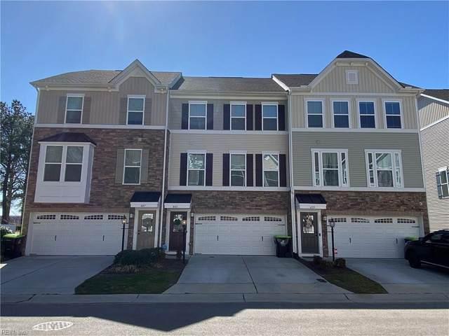 443 Covington Ct B, Chesapeake, VA 23320 (#10364518) :: Abbitt Realty Co.