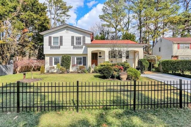 108 Picard Dr, Newport News, VA 23602 (#10364535) :: Abbitt Realty Co.