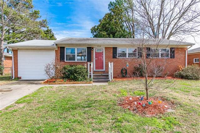 8124 Deerfield Rd, Norfolk, VA 23518 (#10364538) :: Crescas Real Estate