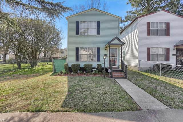 899 A Ave, Norfolk, VA 23504 (MLS #10364548) :: AtCoastal Realty