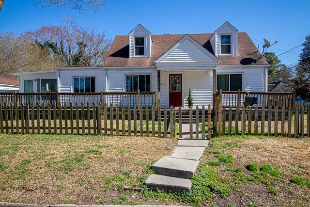 9100 Hammett Ave, Norfolk, VA 23503 (#10364559) :: Avalon Real Estate