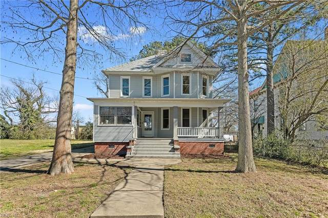 1035 Chesapeake Ave, Chesapeake, VA 23324 (#10364612) :: Berkshire Hathaway HomeServices Towne Realty