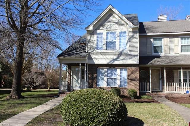 124 Corwin Cir, Hampton, VA 23666 (#10364621) :: Crescas Real Estate