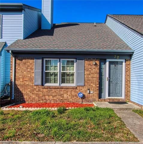 32 Parkway Dr, Hampton, VA 23669 (#10364627) :: Abbitt Realty Co.