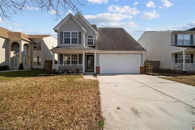 3469 Pasture Ln, Virginia Beach, VA 23453 (#10364629) :: Rocket Real Estate