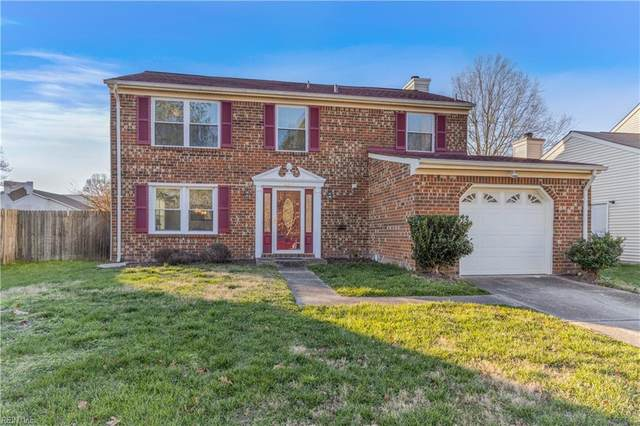 885 Northwood Dr, Virginia Beach, VA 23452 (#10364637) :: Tom Milan Team