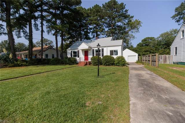 8 Fairview Cir S, Portsmouth, VA 23702 (#10364644) :: Tom Milan Team