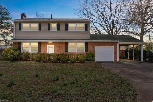 317 Pasture Ln, Hampton, VA 23669 (#10364653) :: Abbitt Realty Co.