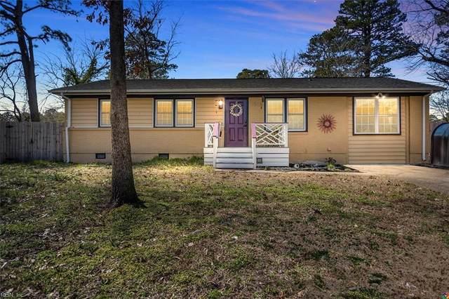 1616 Loren Crescent Cres, Portsmouth, VA 23701 (#10364678) :: Encompass Real Estate Solutions