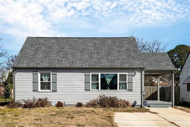 378 Dewey Ave, Hampton, VA 23661 (#10364685) :: Abbitt Realty Co.