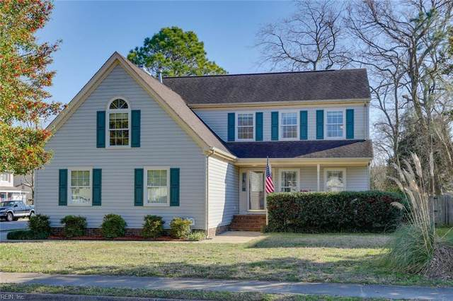 101 Pine Creek Dr, Hampton, VA 23669 (#10364703) :: The Bell Tower Real Estate Team