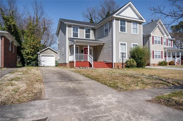 1414 W 38th St, Norfolk, VA 23508 (#10364725) :: Berkshire Hathaway HomeServices Towne Realty