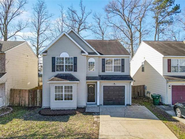 284 Bradmere Loop, Newport News, VA 23608 (#10364731) :: Tom Milan Team