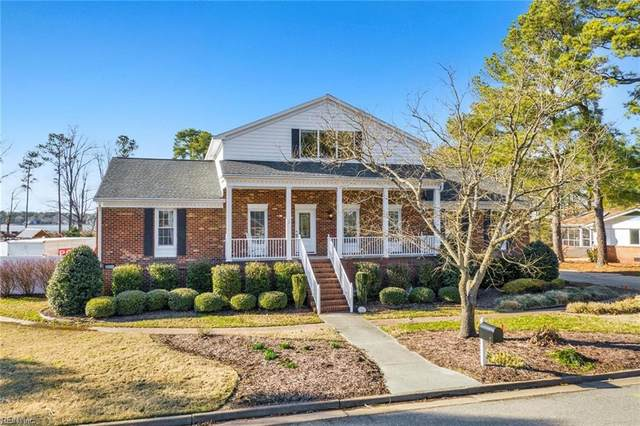 2 Poquoson River Drive Dr, Poquoson, VA 23662 (#10364749) :: Berkshire Hathaway HomeServices Towne Realty