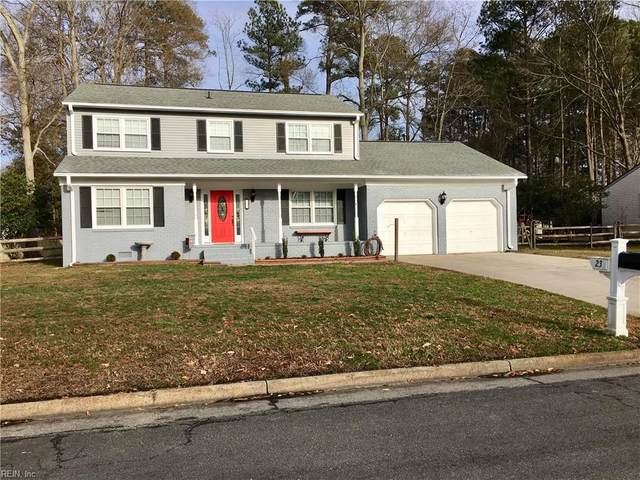 23 Lee Ave, Poquoson, VA 23662 (#10364751) :: Berkshire Hathaway HomeServices Towne Realty