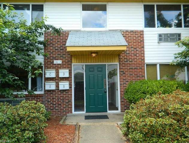 4617 Colley  (C) Ave #4615, Norfolk, VA 23508 (#10364787) :: The Bell Tower Real Estate Team