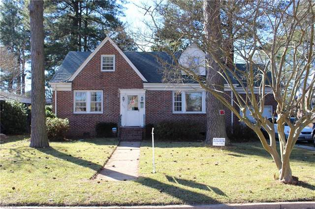 202 Williamson Rd St N, Portsmouth, VA 23707 (#10364801) :: Berkshire Hathaway HomeServices Towne Realty