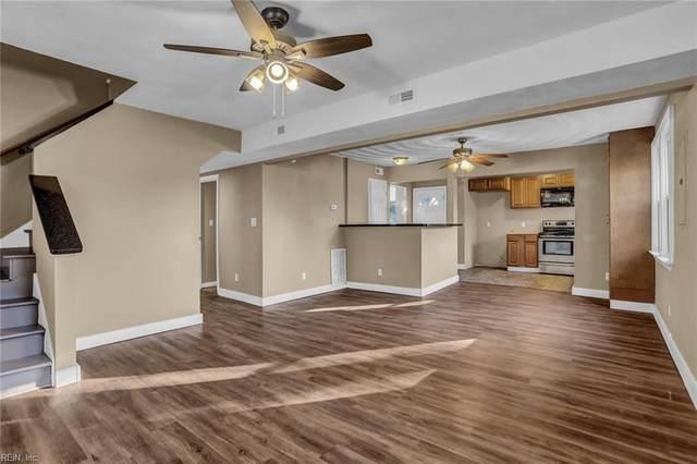 614 Delaware Ave, Hampton, VA 23661 (#10364802) :: Berkshire Hathaway HomeServices Towne Realty