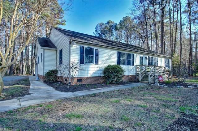 159 Plantation Rd, Mathews County, VA 23128 (MLS #10364811) :: AtCoastal Realty