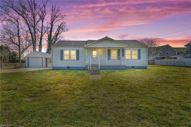 508 Summers Pl, Portsmouth, VA 23702 (#10364853) :: The Bell Tower Real Estate Team