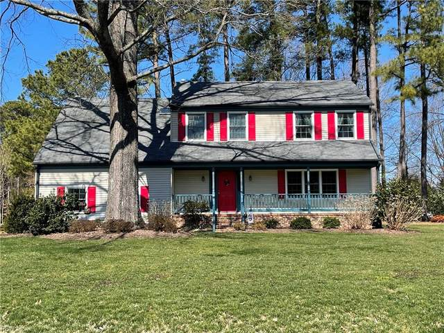 114 Meredith Ln, York County, VA 23692 (#10364880) :: Berkshire Hathaway HomeServices Towne Realty