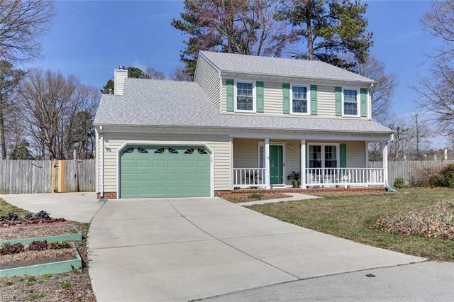11 Piney Branch Cir, Hampton, VA 23666 (#10364894) :: Atlantic Sotheby's International Realty