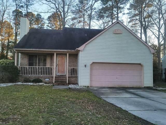 239 Dunn Cir, Hampton, VA 23666 (MLS #10364917) :: AtCoastal Realty