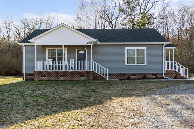 5156 Pruden Rd, Isle of Wight County, VA 23315 (#10364929) :: Atlantic Sotheby's International Realty