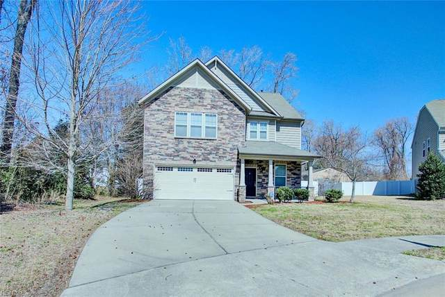 67 Kilverstone Way, Hampton, VA 23669 (#10364960) :: Crescas Real Estate