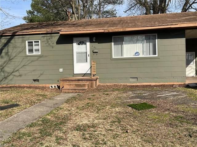 200 Stratford St, Portsmouth, VA 23701 (#10364961) :: Berkshire Hathaway HomeServices Towne Realty