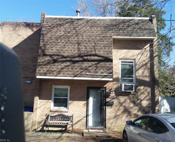 6412 Wellington St, Norfolk, VA 23513 (#10364969) :: Verian Realty