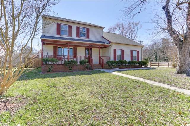 2 Belinda Dr, Newport News, VA 23601 (#10364983) :: Abbitt Realty Co.
