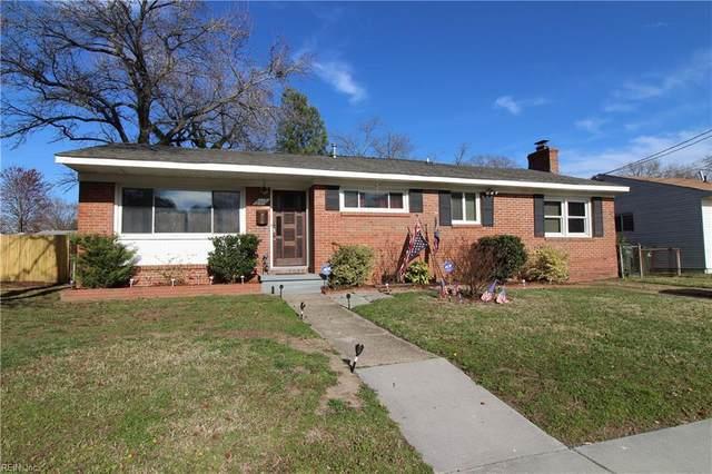 2512 Palmyra St, Norfolk, VA 23513 (#10365003) :: Crescas Real Estate