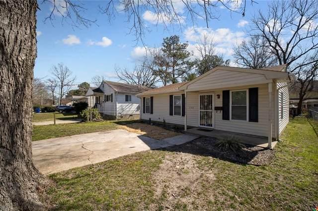 233 Beechwood Ave, Norfolk, VA 23505 (#10365008) :: The Kris Weaver Real Estate Team
