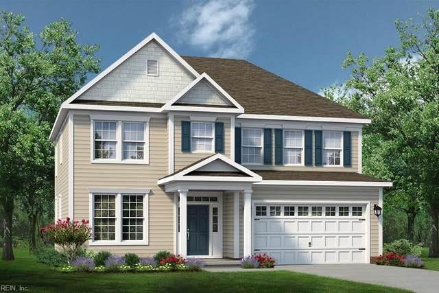 58 Mill Creek Ct, Hampton, VA 23663 (#10365066) :: The Bell Tower Real Estate Team