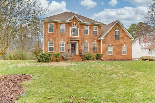 32 Holloway Rd, Newport News, VA 23602 (MLS #10365107) :: AtCoastal Realty
