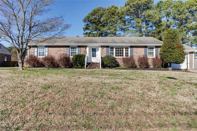 5605 Canterbury Ln Ln, Suffolk, VA 23435 (#10365120) :: Abbitt Realty Co.