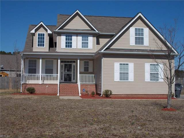 10449 Sylvia Cir, Isle of Wight County, VA 23487 (#10365162) :: The Bell Tower Real Estate Team
