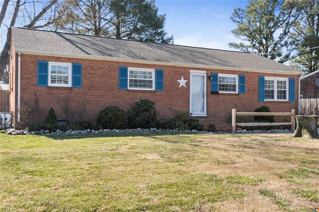 462 Gretna Ct, Hampton, VA 23669 (#10365173) :: Berkshire Hathaway HomeServices Towne Realty