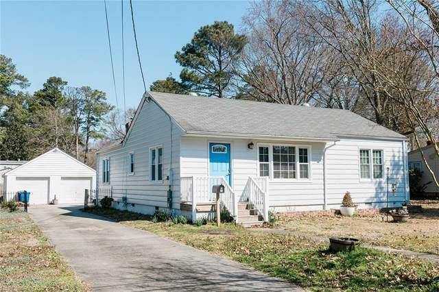 13 Dwight Rd, Newport News, VA 23601 (#10365184) :: Abbitt Realty Co.