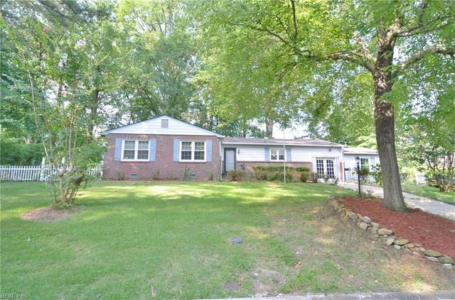 144 Linda Dr, Newport News, VA 23608 (#10365250) :: RE/MAX Central Realty