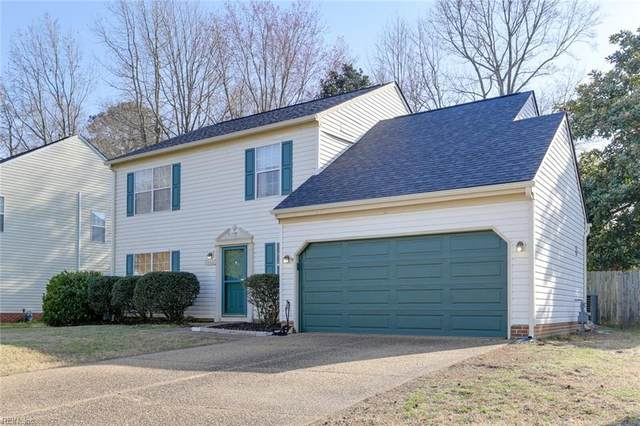 102 Saint George Dr, York County, VA 23693 (#10365265) :: The Bell Tower Real Estate Team