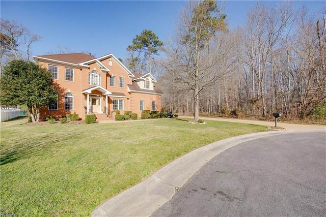 207 Militia Court, York County, VA 23693 (#10365268) :: Atkinson Realty