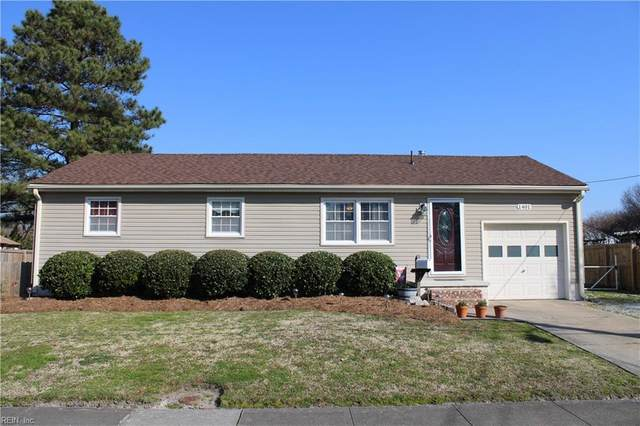 1401 Kay Ave, Chesapeake, VA 23324 (#10365271) :: Atkinson Realty