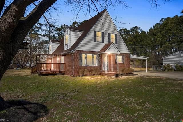 1083 Poquoson Ave, Poquoson, VA 23662 (#10365273) :: Crescas Real Estate