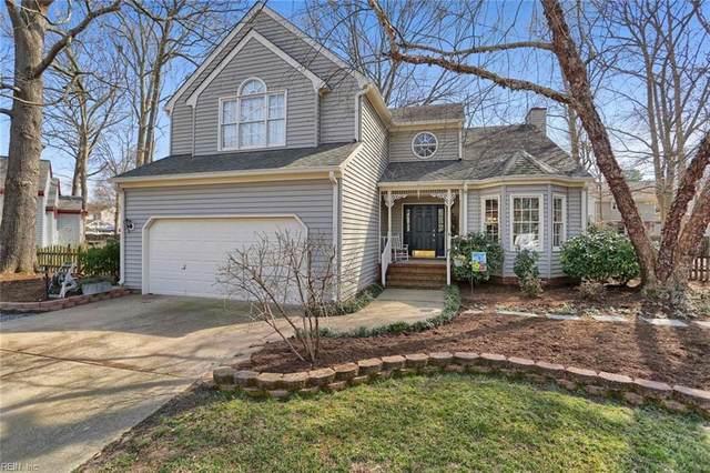 8 Woodcreek Ct, Hampton, VA 23666 (#10365339) :: Berkshire Hathaway HomeServices Towne Realty