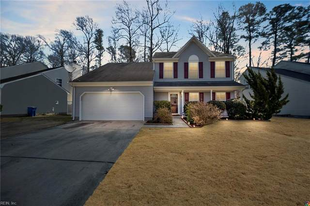 211 Rivers Ridge Cir, Newport News, VA 23608 (#10365345) :: Atlantic Sotheby's International Realty