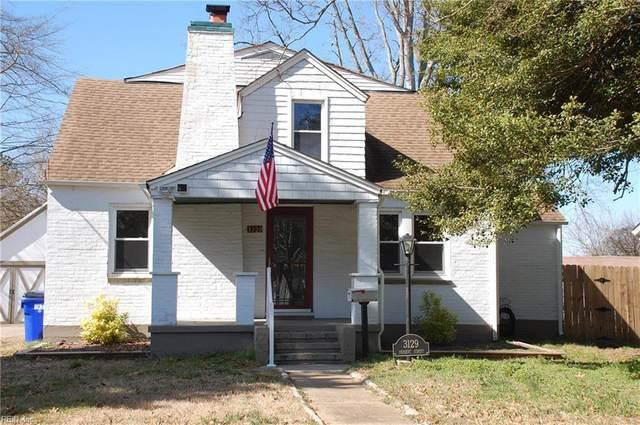 3129 Herbert St, Norfolk, VA 23513 (#10365353) :: The Bell Tower Real Estate Team