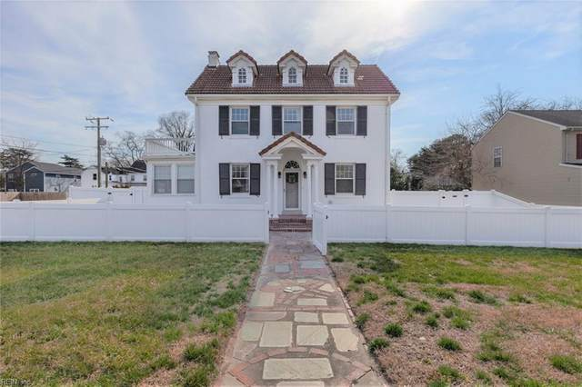 3801 High St W, Portsmouth, VA 23707 (#10365355) :: The Bell Tower Real Estate Team