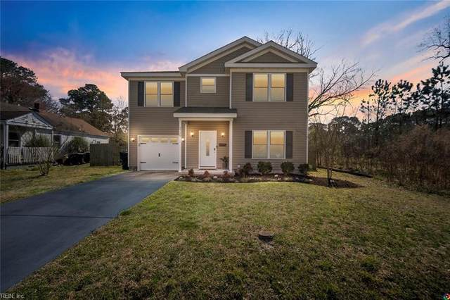 2725 Barclay Ave, Portsmouth, VA 23702 (#10365357) :: The Bell Tower Real Estate Team